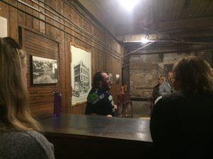 Underground Tour Bar