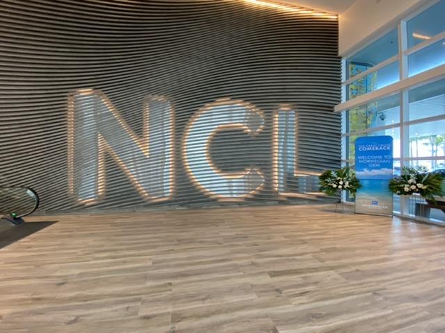 NCL terminal entry